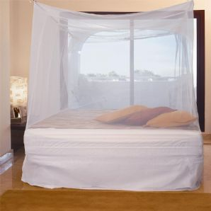 Premium Box Mosquito Net - Treated